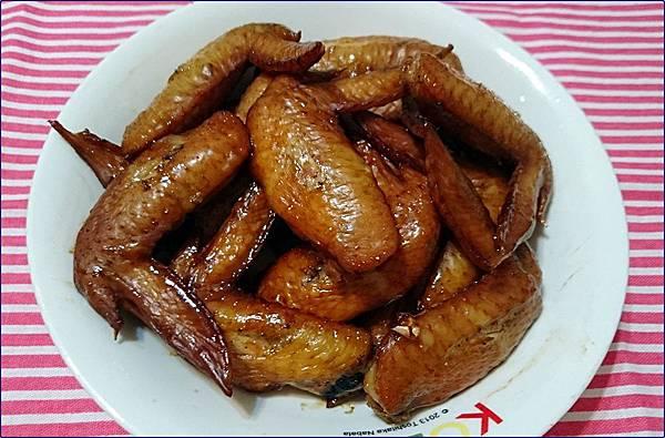自烤美味雞翅