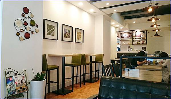 健康食彩餐廳咖啡館