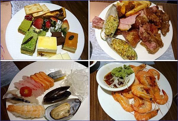 桃園台茂漢來海港餐廳