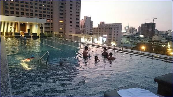 台南晶英酒店二訪-2017年