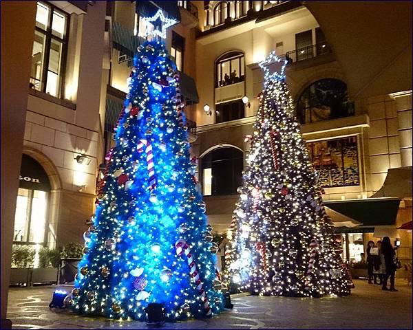 台北文華東方酒店聖誕樹