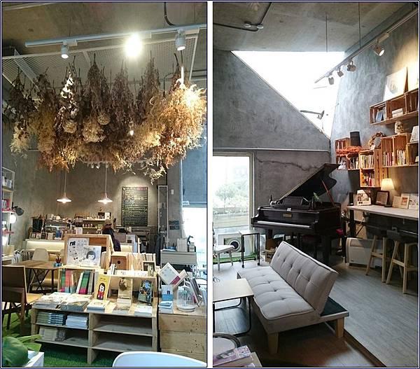 青鳥書店/咖啡館-華山文創內