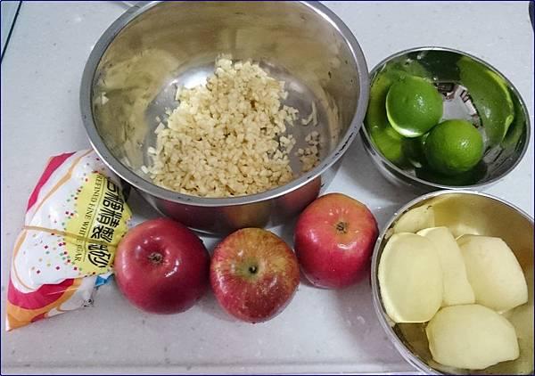 自製蘋果果醬