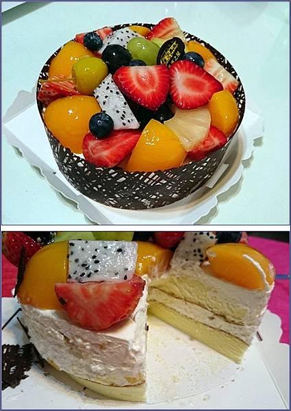 丹麥之屋生日蛋糕