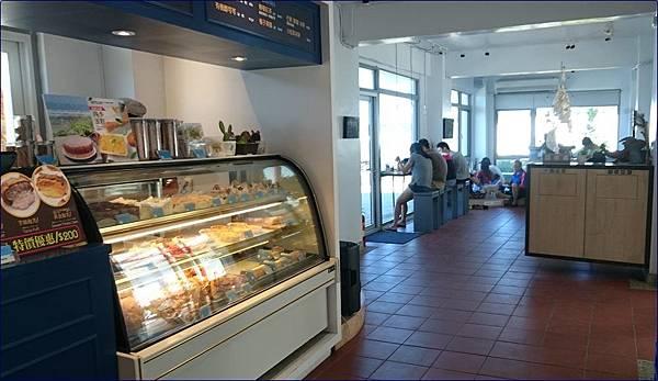 米詩堤極北藍點-新北石門店