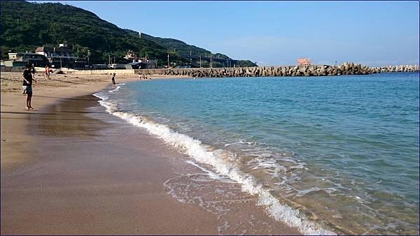 基隆大武崙情人沙灘(外木山)