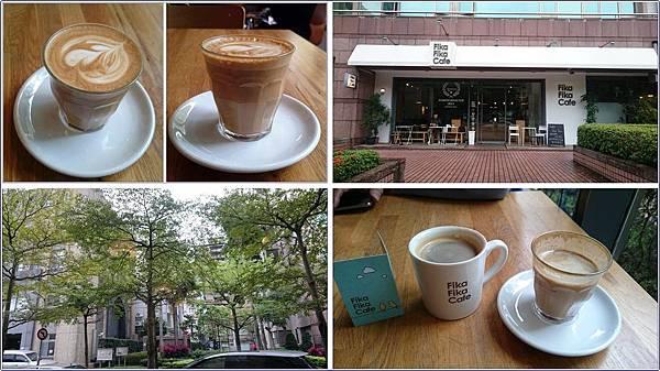 FIKA FIKA CAFE松江南京店