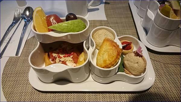 北投老爺酒店PURE法式餐廳下午茶