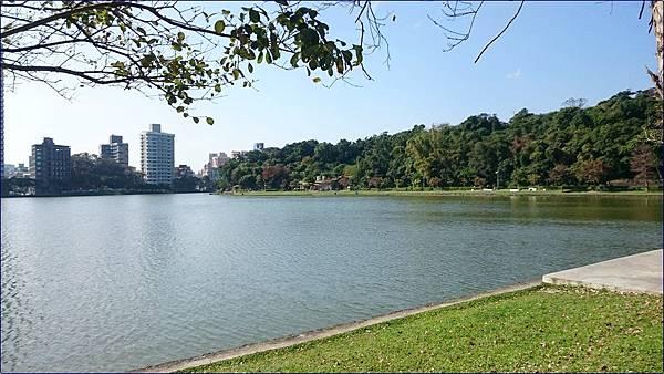 碧湖公園-台北內湖區