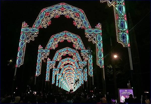 台北光之饗宴Luminarie光雕展