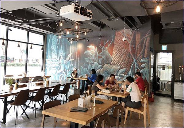 MORSEL Taipei (KAFNU)北歐風餐廳