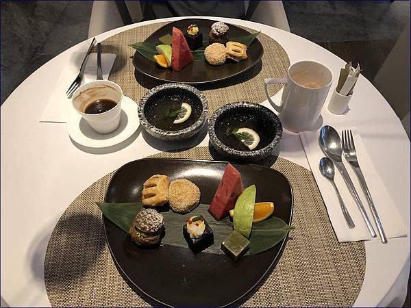 北投老爺酒店下午茶