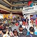 台北國際旅展現場表演活動