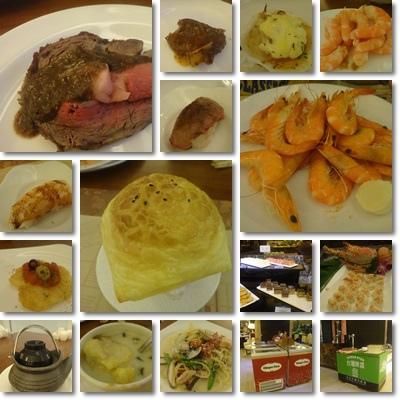 蘭城晶英-晚餐