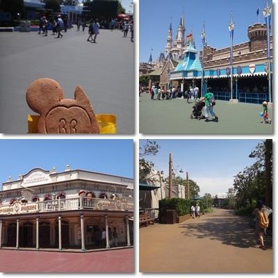 迪士尼地板