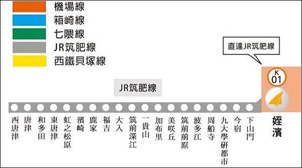福岡地鐵C