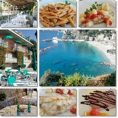 五漁村午餐