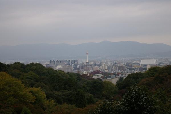 清水寺_眺望京都市區