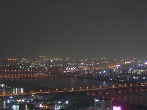 梅田天空之城_夜景
