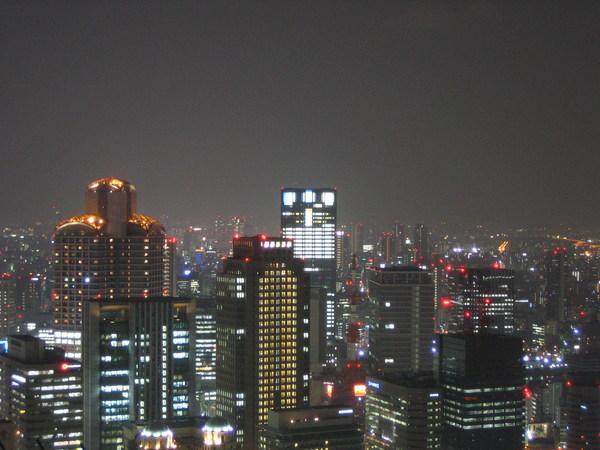 I梅田天空之城_夜景