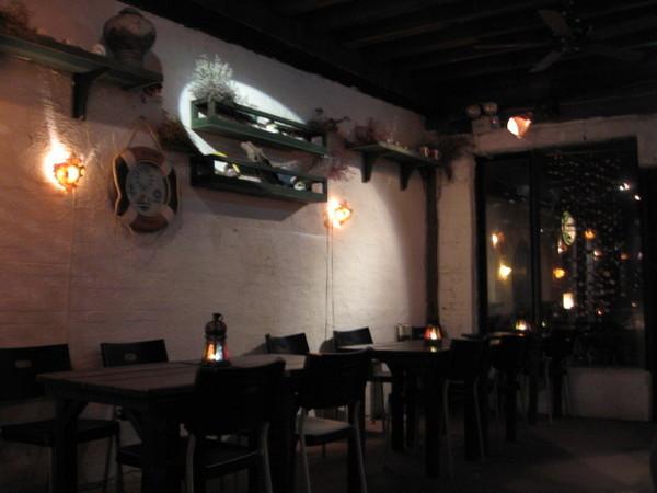 淺水灣的餐廳~