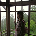 充滿日本風的日式建築