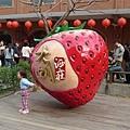 大湖酒莊的大草莓
