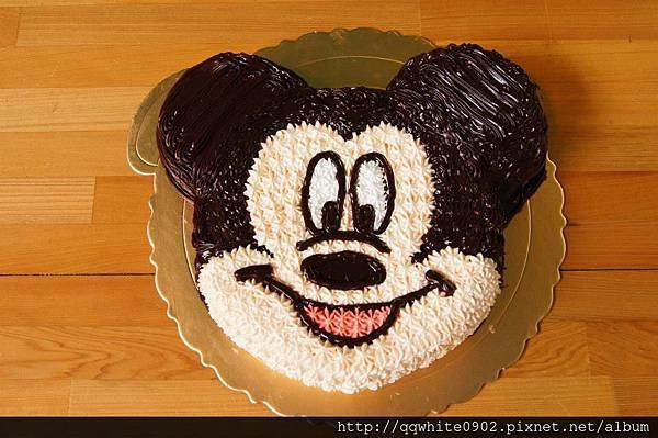 特製米奇蛋糕