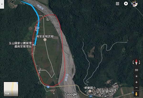 南安遊客中心 眺望稻田衛星近圖.jpg