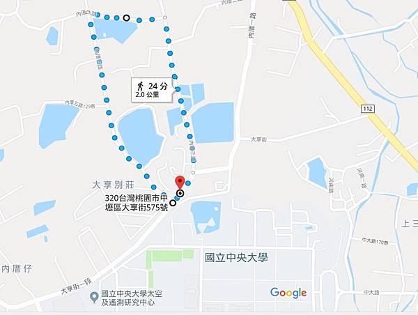 內厝google路線.jpg