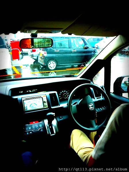 我們的車子-本田(HONDA)