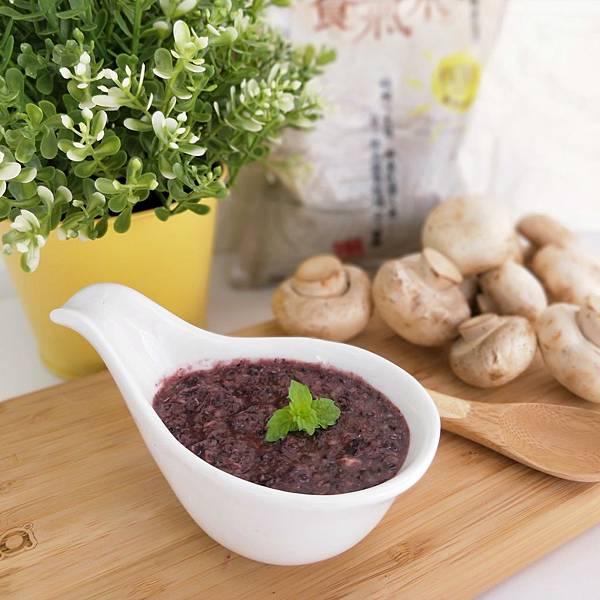 料理機食譜分享_雞肉蘑菇菜粥(10+)