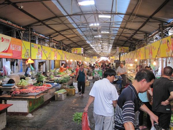 廈門傳統市場