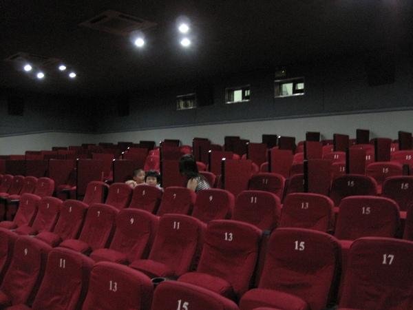 電影院內部