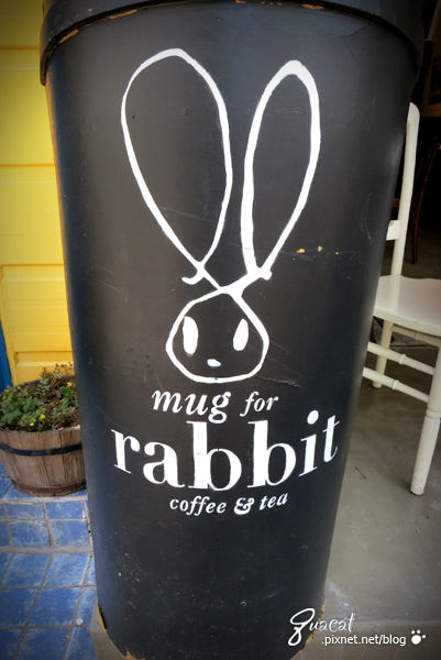 mug for RABBIT