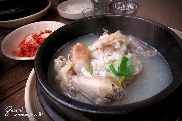 本家漢陽蔘雞湯(한양삼계탕)