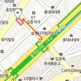 弘大二代祖豬骨湯MAP