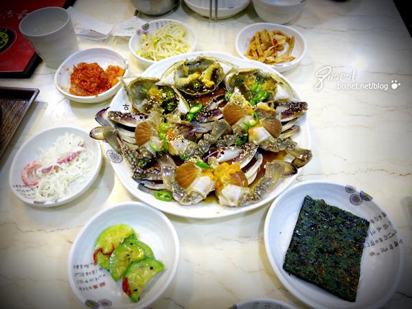 紅一品醬蟹(홍일품)