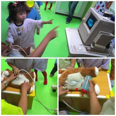 亞洲寵物博物館~小小獸醫體驗