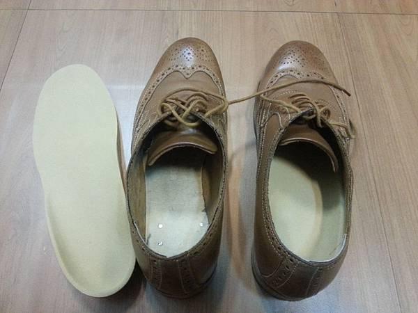 68年次評估扁平足建議專用鞋墊