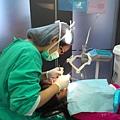 牙醫師的職業病