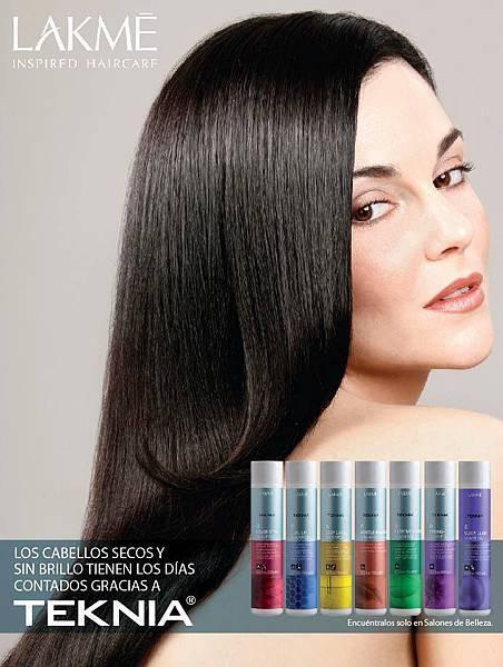 【繽紛的夏天,最適合的髮品是...?】LAKME西班牙,萊肯髮品 TEKNIA基礎全系列、針對不同髮質需求使用,讓您擁有美麗的秀髮!