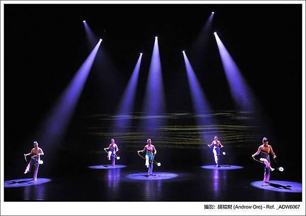 結合扯鈴、舞蹈、體操及專業劇場概念的舞鈴劇場