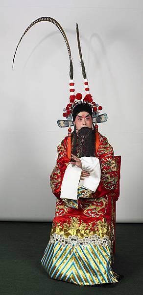 《四郎探母》李寶春飾楊延輝