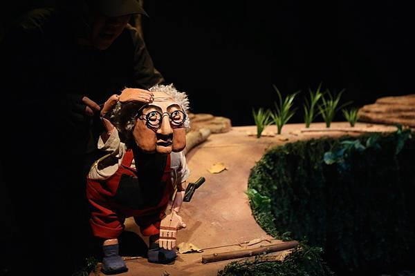 偶寶貝劇團《魯拉魯先生的草地》