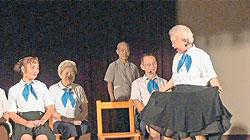 猛K劇本 巧心妝扮 重拾信心 阿公阿嬤舞台劇 戲夢人生自己演