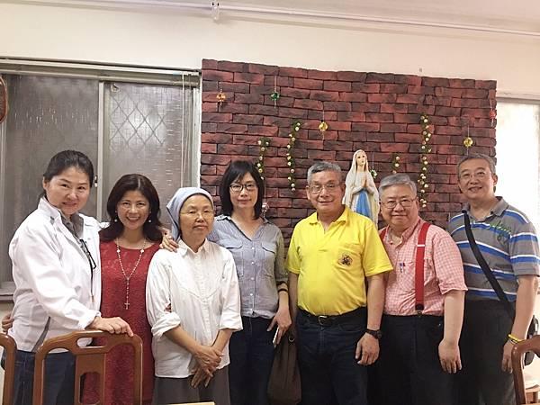 2017-5-17修女院相聚歡