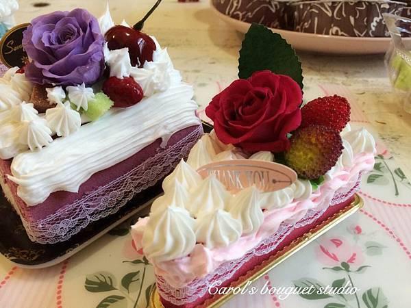 SWEET FOR YOU -不凋花系列創意甜點
