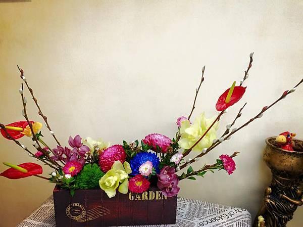 享樂生活-基礎鮮花插花課