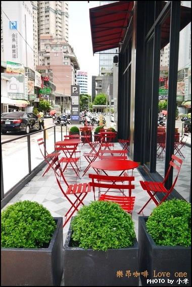 樂昂咖啡 Love one cafe 健行店P1270829_調整大小1